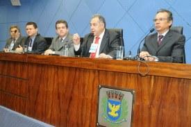 Câmara sedia seminário nacional da Fenalegis