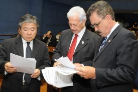 Comissão faz balanço positivo de dois anos de trabalho