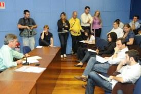 """""""CPI das Licitações"""" faz reunião na 2ª e define relator"""