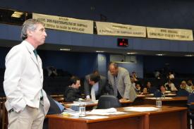 Depoimento do ex-presidente da Sanasa à CPI será no dia 26