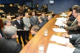 Mudanças no Plano Plurianual passam em 1ª votação