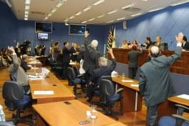 Orçamento 2011 é aprovado com 35 emendas