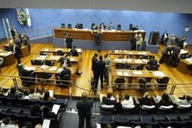 Pauta da reunião desta segunda-feira (08/02) da Câmara