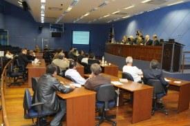 Pauta desta quarta-feira (15/09) da Câmara Municipal