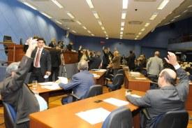 Pauta da reunião de 2ª feira (17/05) da Câmara