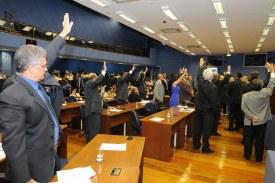 Pauta da reunião de 2ª feira (19/04) da Câmara