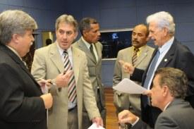 Pauta da reunião de 4ª feira (12/05) da Câmara
