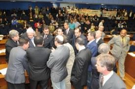Pauta da reunião de 4ª feira (26/05) da Câmara