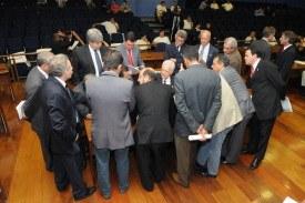 Pauta da reunião de quarta-feira (29/09) da Câmara