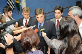 Pedro Serafim Jr é eleito novo presidente da Câmara