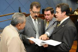 Plano Plurianual e Lei de Diretrizes 2011 passam em 2ª votação