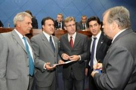 Resultado da reunião da Câmara desta 4ª feira (03/02)