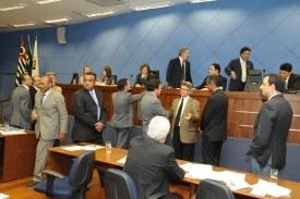 Resultado da votação desta 2ª feira (13/09) da Câmara