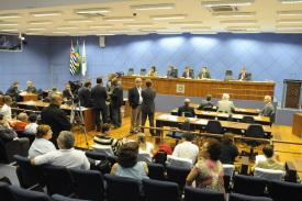 Resultado da votação desta 2ª feira (13/12) da Câmara
