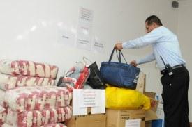 Câmara já arrecadou 1 tonelada de alimentos para vítimas no Rio