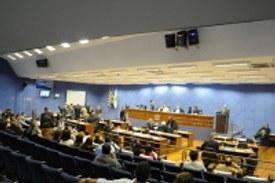 Secretaria de Saúde realiza na Câmara prestação de contas