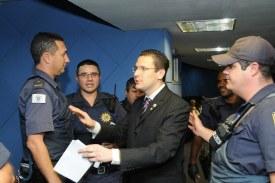 Vereador quer a construção de um presídio para guardas municipais