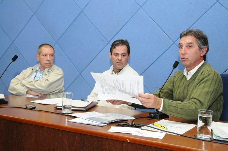 Benassi inicia movimento para derrubar veto do Executivo