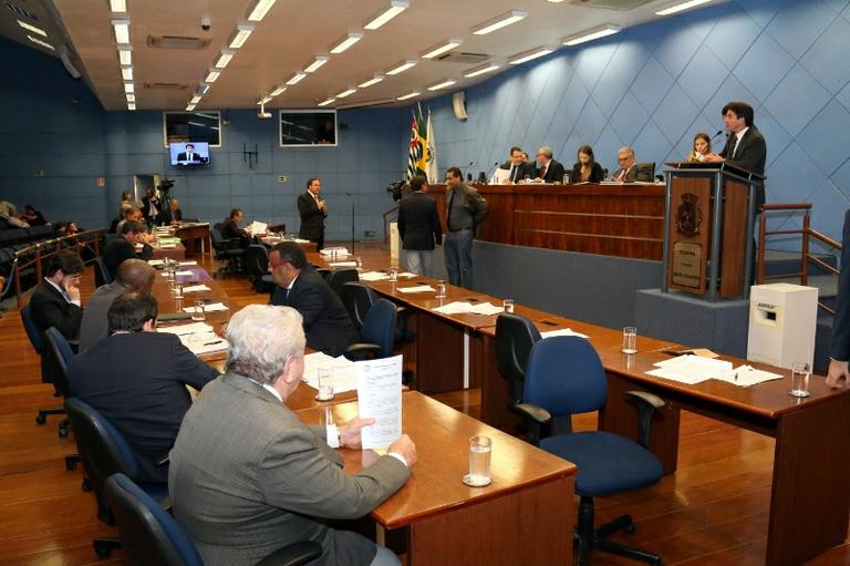 Diário Oficial publicou nesta quarta (25) seis leis aprovadas pela Câmara