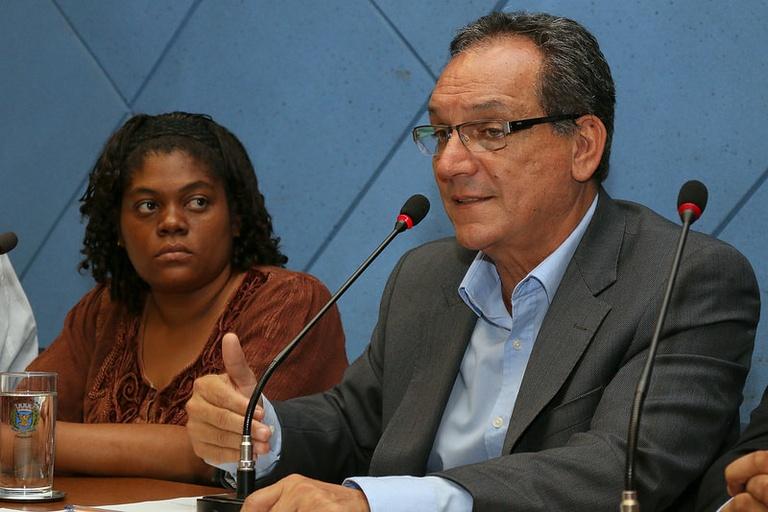 Comissão Especial de Estudos recebe a coordenação do Centro de Referência em Direitos Humanos na Prevenção e Combate ao Racismo e à Discriminação Religiosa