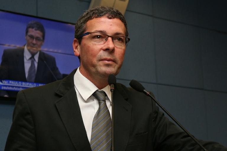 Paulo Bufalo protocola PL que propõe mais transparência nas licitações para alimentos