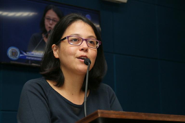 """Mariana Conti protocola PL que que cria """"Escola Sem Censura"""""""