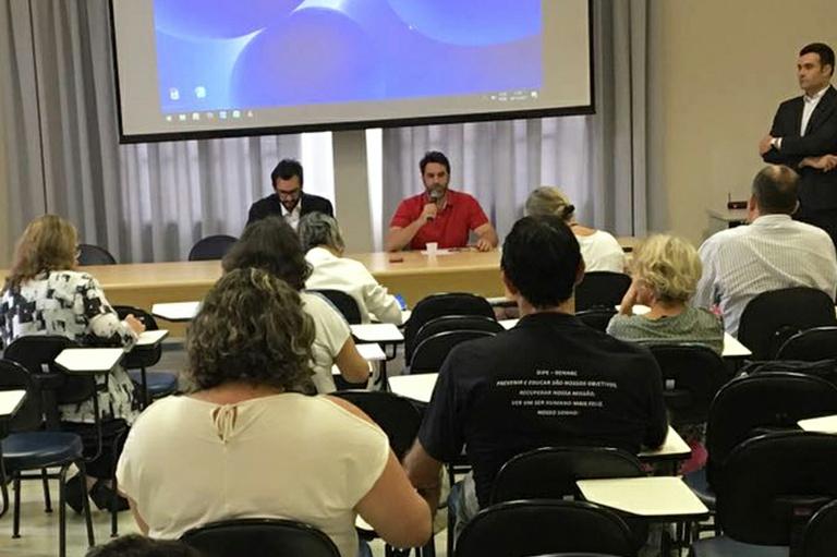 Nelson Hossri inicia maratona de debates sobre o PL que quer multa para usuários de drogas