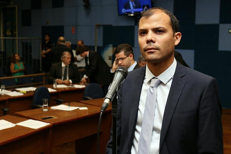 Rodrigo da Farmadic quer Comissão de Representação para acompanhar intervenção no Hospital  Ouro Verde