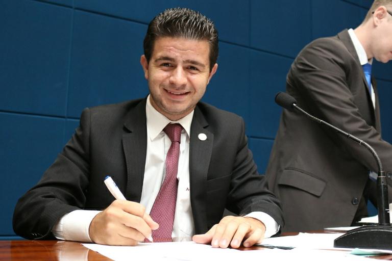 Vereador Filipe Marchesi integra Frente Parlamentar em prol do Transporte Metroferroviário