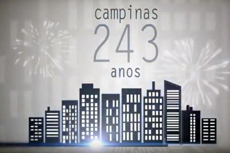TV Câmara: reportagens produzidas ao vivo dos marcos e maravilhas de Campinas, produzidas na semana de aniversário da cidade, serão reprisadas em especial neste domingo (23)