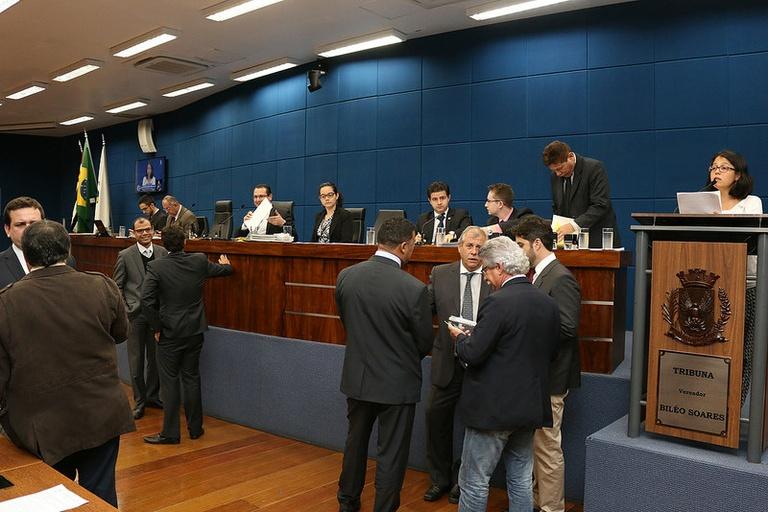 Câmara aprova, em 1ª votação, o Programa de Regularização Fiscal (REFIS) de Campinas Campinas/2017