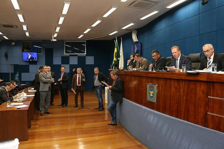 Vereadores aprovam desincorporação de áreas no Parque Jambeiro, Jardim das Bandeiras e Jardim Nossa Senhora Auxiliadora