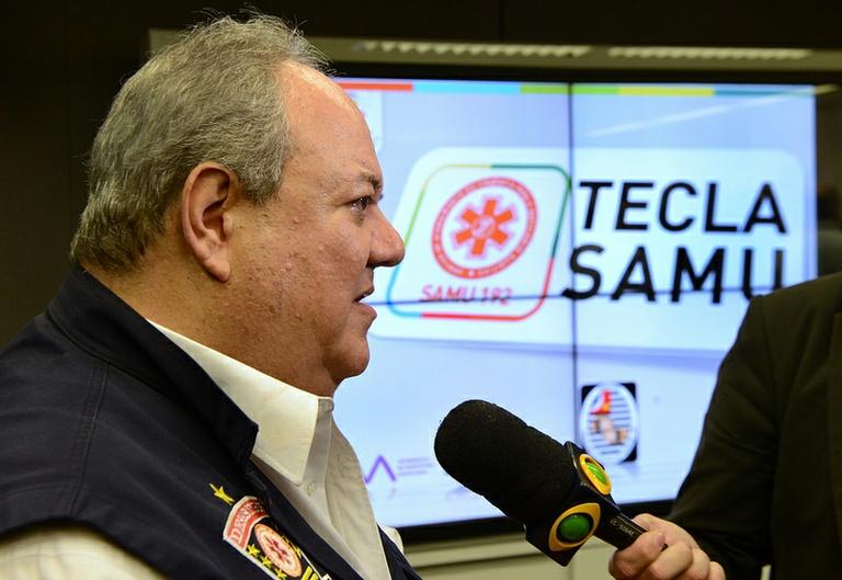 Velório do coordenador do SAMU – José Roberto Hansen – será nesta terça-feira (14) no Plenário da Câmara
