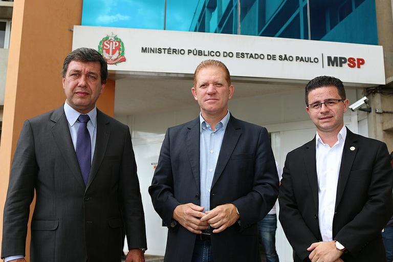 CP Ouro Verde: Vereadores se reúnem com promotores do GAECO e confirmam notificação ao prefeito para esta sexta-feira (7/12)