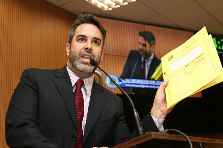 Nelson Hossri critica fiscalização da EMDEC aos motoristas de aplicativos