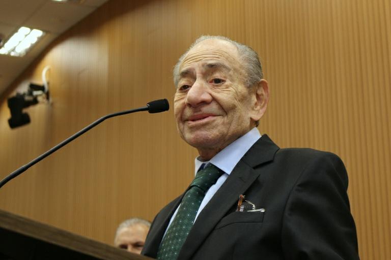 Velório do ex-vereador e ex-presidente da Câmara Romeu Santini será aberto ao público às 13 horas no Plenário; eventos previstos para o dia foram cancelados ou remanejados