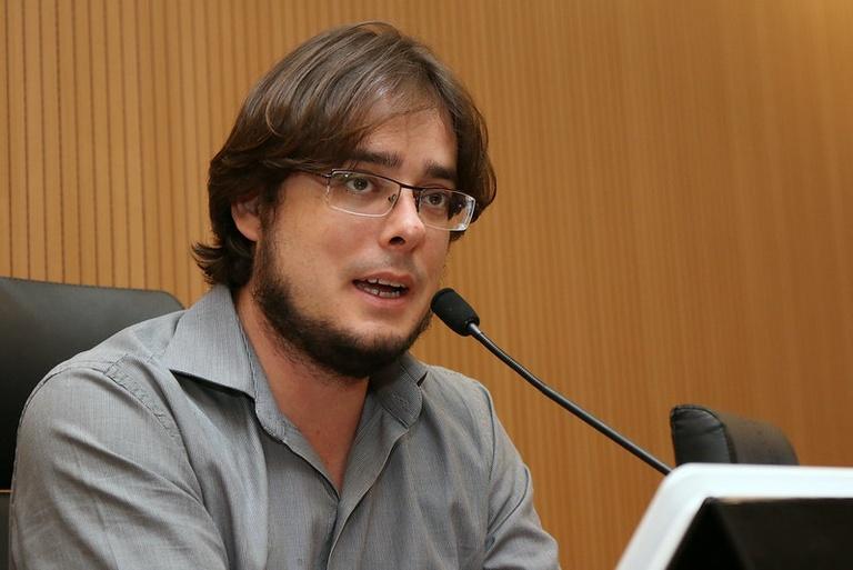 Pedro Tourinho celebra o início das atividades da unidade do IFSP no Campo Grande