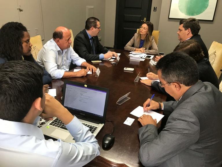 Juscelino da Barbarense vai a Assembleia Legislativa em busca de FATECs e ETECs para Campinas