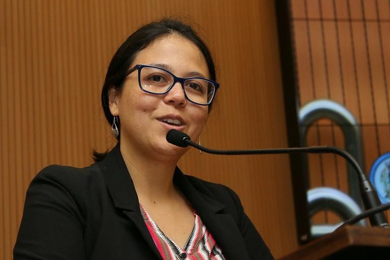 Mariana Conti apresenta ações legislativas sobre o transporte público