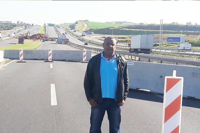 Moção de Cidão Santos cobra agilidade nas obras de construção de viadutos na Rodovia Dom Pedro I