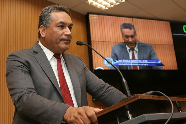 Projeto de lei de Paulo Galtério proíbe a venda de armas de fogo em Campinas