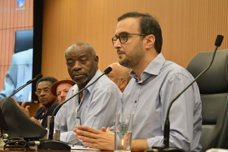 Reitores debatem os cortes na educação e os impactos em Campinas na primeira parte da reunião ordinária desta quarta (29/05)